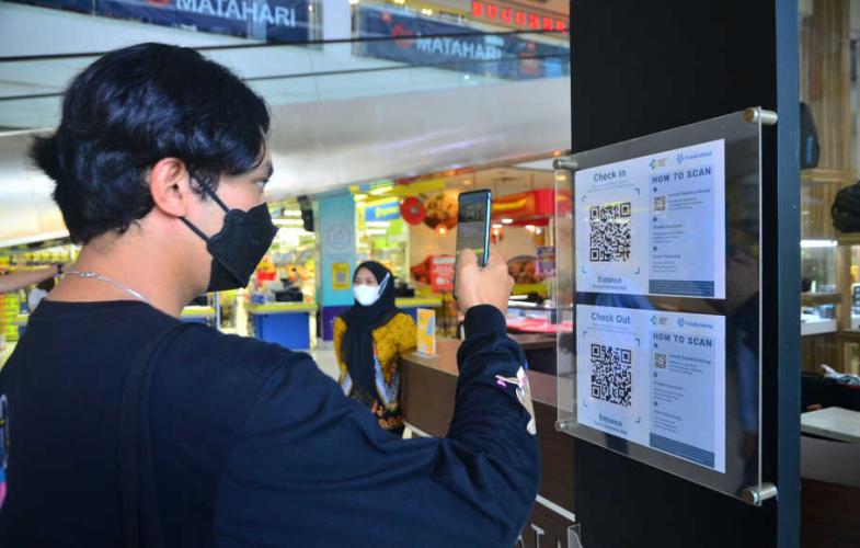 Kemenkes Gandeng M Cash Terapkan Sistem Pelacakan Kontak Digital Covid-19