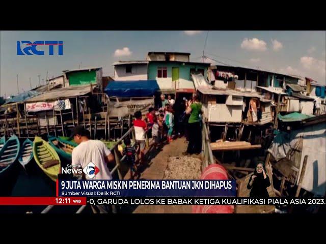 RCTI-Selama Pandemi Warga Miskin Bertambah
