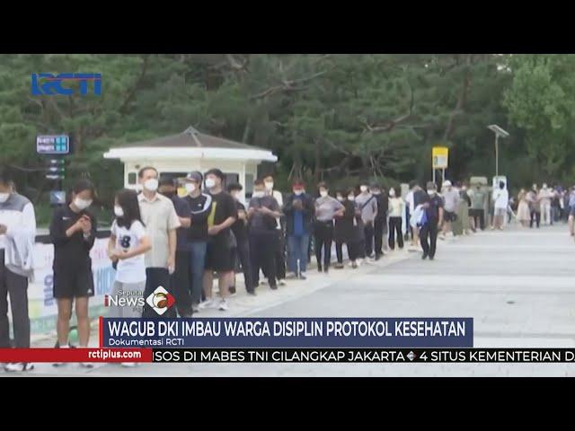 RCTI-Warga DKI Jakarta Waspada Gelombang Ketiga COVID-19