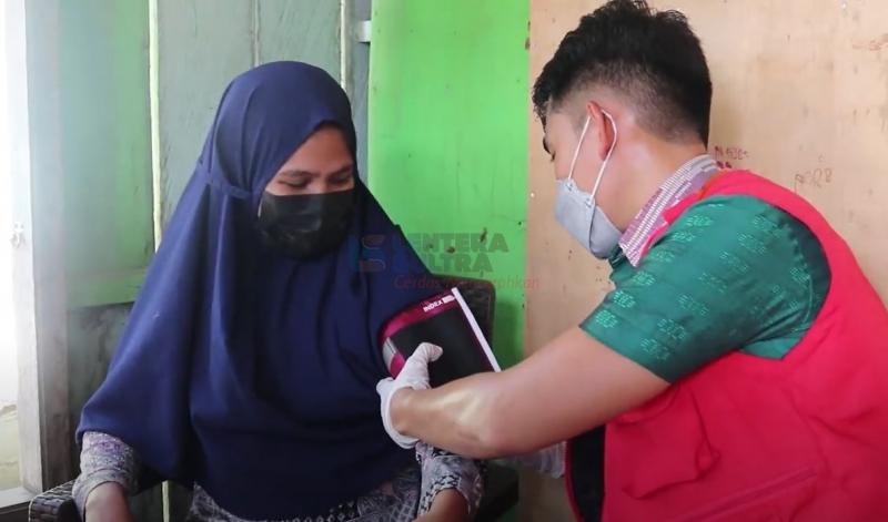 BIN Sultra Sasar Vaksinasi 3500 Pelajar di Tiga Kabupaten
