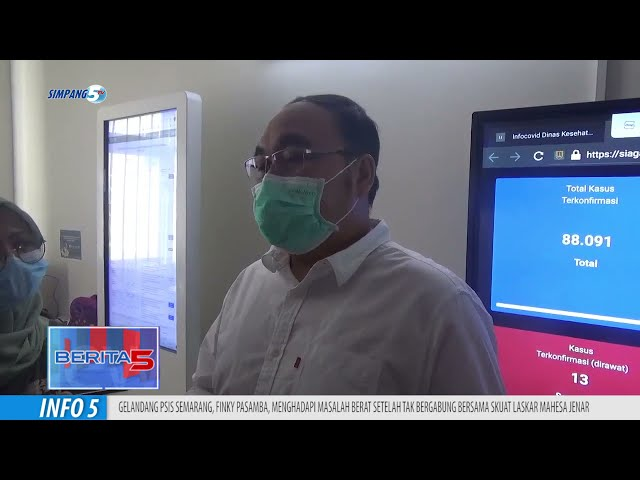 Vaksinasi Pelajar Kota Semarang Selesai 100 Persen
